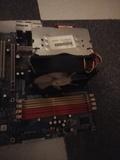 Disipador+ ventilador+ micro amd - foto