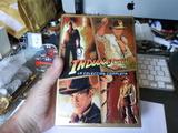 DVD DE LA SAGA DE INDIANA JONES
