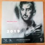 Calendario 2019 Pablo García Baena - foto