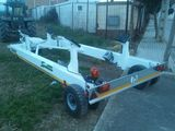 Cunas hidraulicas para barco - foto