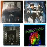 Cuatro películas en Blu Ray - foto