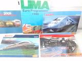 5 catalogos de trenes electricos - foto