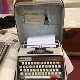 MÁquina de escribir Brother deluxe 1350 - foto