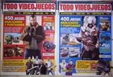 lote 2 revistas todo juegos ,hobby conso - foto