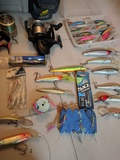 Caja pesca para barco completa - foto