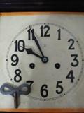 Reloj de pared antiguo h.a.c. - foto