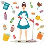 limpieza de hogar y locales - foto