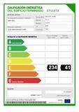 Certificado energetico - foto