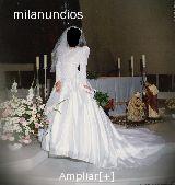 Milanuncios Vestidos De Novia Pedreria De Segunda Mano