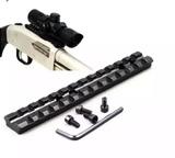 Bases universales escopeta o rifle - foto