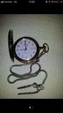 Reloj De Bolsillo. - foto
