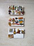 Pins de bebidas - foto