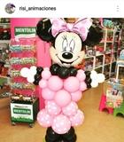 Decoracion con globos eventos y fiestas - foto