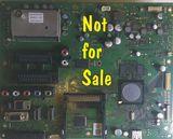 REPARACIÓN KDL-32p3600 NAND512W3 IC4701 - foto