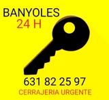 Banyoles cerrajero 24 horas urgente - foto
