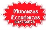 TRANSPORTES Y MUDANZAS BARATA 632756578 - foto