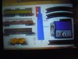 Set circuito locomotora alco ibertren ho - foto