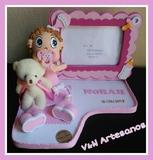 Muñecas Personalizadas en Goma Eva - foto