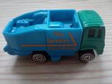 Maisto - Camion De Limpieza - City Servi - foto