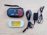 Consola PSP Blanca Con Estuche, Cargador - foto