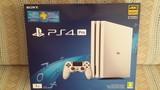 Consola PS4 Playstation 4 Pro Blanca - foto
