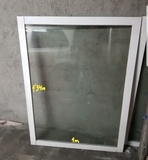 2 ventanas aluminio - foto