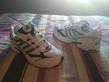 Zapatillas running Adidas Talla 42 - foto