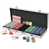 -Juego Poker 500 fichas maletín aluminio - foto