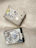 2 discos duros HDD IDE de 40GB cada uno - foto