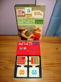 Domino puzzle del 1 al 25 Educa año 76 - foto