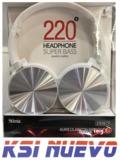 auriculares prostima 220 sab-8034 - foto