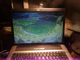 portatil HP Compaq 6720s-w10-bat nueva- - foto