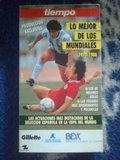 Vhs Maradona.Mundiales - foto