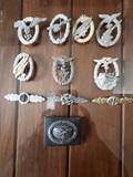 Emblemas luftwaffe ww2 replica - foto