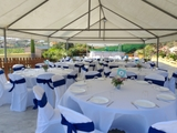 Alquiler de mesas sillas bodas comunione - foto