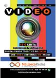 VHS a DVD, copiar VHS a Digital, Hi8 - foto