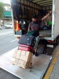 mudanzas y transportes  económica - foto