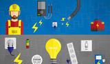 electricistas en pontevedra - foto
