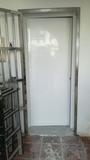 puertas de aluminio, ventanas. - foto
