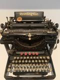Remington Standard 10 typewriter 1919 - foto