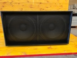 "Subgrave doble 18"" 2400W Eighteen Sound - foto"
