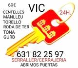 Vic serraller/cerrajeria 24h urgente - foto