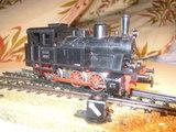 Locomotora vapor 3029 Marklin ho - foto