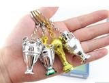 Llaveros de trofeos deportivos - foto