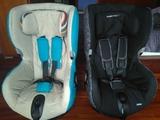 2 sillas coche Bebe confort giratoria - foto