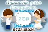 Animaciones comuniones salamanca - foto
