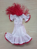 Nancy Famosa - Vestido Flamenca - Años 7 - foto