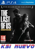 Juego ps4 the last of us - foto