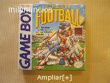 game boy juego original Juego football - foto