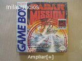 Game boy juego Radar Mission original - foto